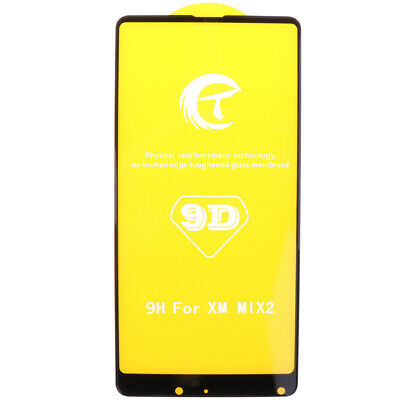 Tempered Glass Screen Protector for Xiaomi Mi Mix 2 Full Screen Coverage