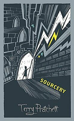 Sourcery (Discworld. the Unseen University Collection) by Pratchett Terence D…