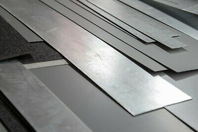 Mild Steel Sheet CR4 - 1mm -NEW SHEET DIRECT FROM THE FACTORY - Automotive DIY