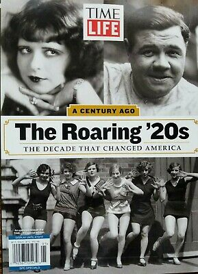 The Roaring '20's - Decade that Changed America - Time Life Special Edition 2019