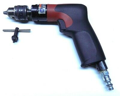 """Lightly Used Desoutter CP 1/4"""" Pneumatic Mini Palm Drill Aircraft Tool"""
