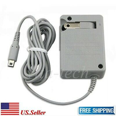 AC Adapter Home Wall Power Supply Charger Nintendo 2DS 3DS DSI XL LL NDSI NEW