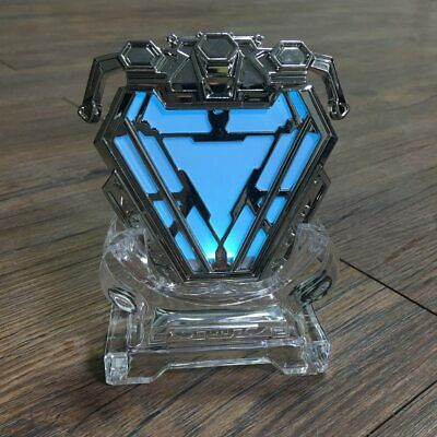 IRON MAN Avengers Endgame NANO TECH INFINITY ARC Reactor WAR LED LIGHT Replica
