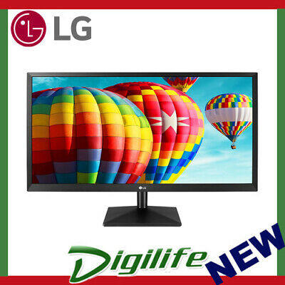 "LG 27MK430H-B 27"" 75Hz 5ms Full HD FreeSync IPS LED Monitor HDMI VGA"