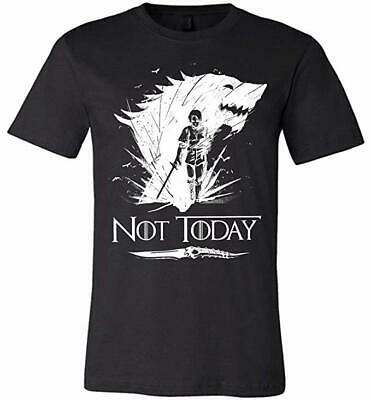 Not Today game of thrones women funny shirt