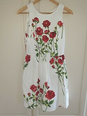 6cdc0c5f9d1bf OASIS DRESS SIZE 8 wedding floral pink summer - $12.97 | PicClick