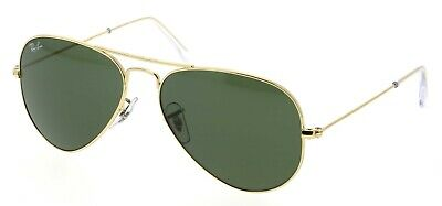 Occhiali Da Sole Sunglasses Ray Ban Aviator 3025 Lenti G15 Polarized Polarizzato