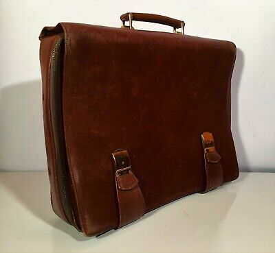 afb7389946 VALIGETTA 24 ore vintage anni 60-70 in pelle. - EUR 60,00 | PicClick IT