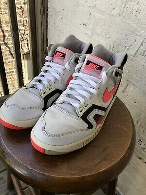 quality design 1dbff b3c05 Nike Air Tech Challenge II 2 Andre Agassi White Hot Lava 2007 318408-101
