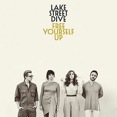 Lake Street Dive - Free Yourself Up New Cd