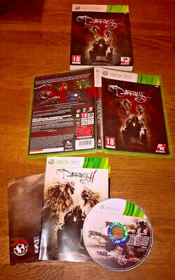 THE DARKNESS II 2 édition limitée  PAL VF [Complet] Xbox 360