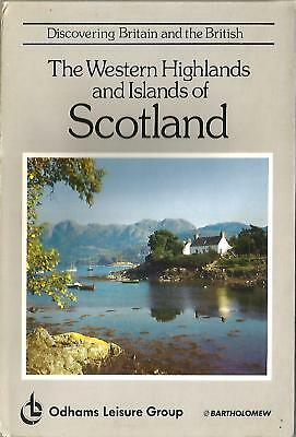 The Western Highlands and Islands of Scotland Map.(Bartholomew 1984)