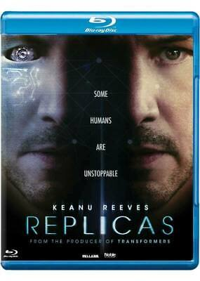 Replicas (2019) BLU-RAY Disc ONLY