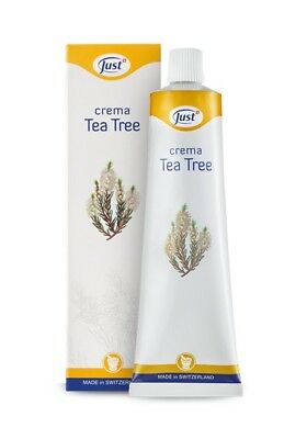 CREMA TEA TREE JUST 100 ml