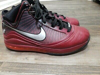 4114a0f9aa1 NIKE AIR MAX LEBRON 7 VII NFW  RED CARPET  - Size 11 - 383578 101 ...