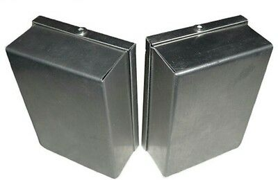 Imperial Officer Aluminum Belt Boxes (Set of 2)
