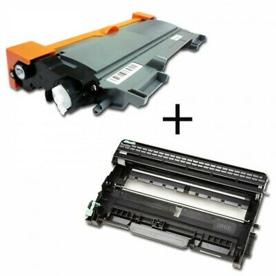 For Brother DR420 TN450 Drum/Toner DCP-7060D 7065DN 2130 2132 2220 2230 2240