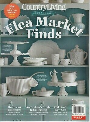 Country Living Special Issue 2019 Hearst Specials Flea Market Finds