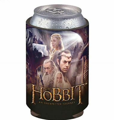 The Hobbit Heroes of Rivendell Huggie Koozie Can Hugger coozie holder Gandalf