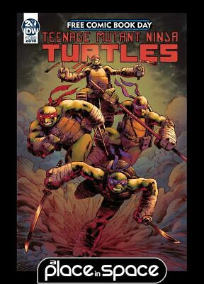 Free Comic Book Day 2019 - Teenage Mutant Ninja Turtles - Casualty Of War