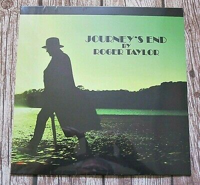 "ROGER TAYLOR : Journey's End (700 ONLY) 10"" Vinyl Single RSD 2018 Queen"