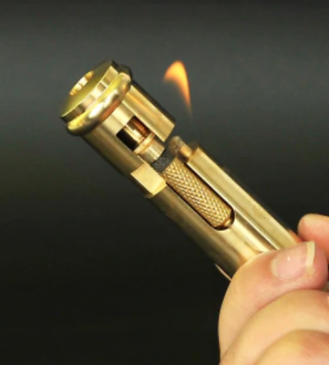 unusual Vintage Rare lighter Cigarette Refillable lighters gift Army-Navy