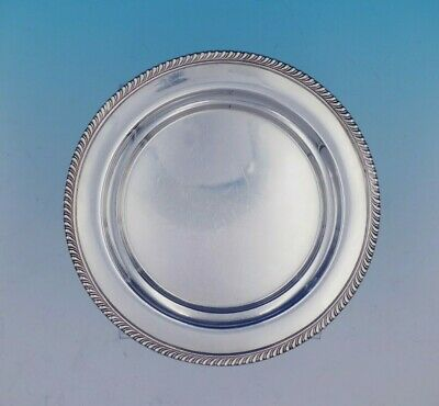 Sterling Silver Bread and Butter Plate Gadroon Style #1470 (#3354)