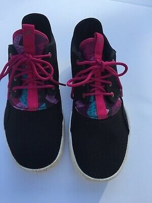 4261ac05e289 Nike Air Jordan Eclipse 724356-064 Youth Size 6 Sneakers Black multicolor.