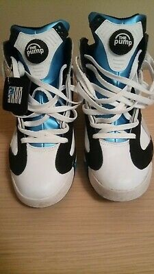 601f431057c2 VINTAGE REEBOK PUMP Shaq Attack 1 Basketball Shoes Sz 9.5 -  54.99 ...