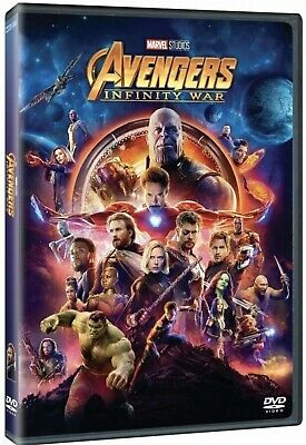 Avengers:infinity War (2018,Dvd,Release Super Marvel Action,Free Fast Shipping🚀