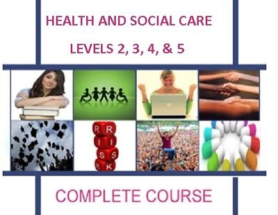 Hsc Nvq Svq Health Social Care  Level 2 3 4 5 Full Course Essay Example 45 Units