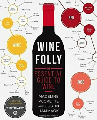 NEW - Wine Folly: The Essential Guide to Wine