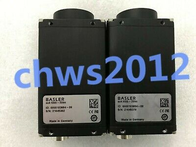 1 PCS BASLER scA1000-20fm industrial camera in good condition