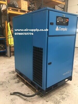 Air Compressor Screw Compressor 172cfm VERY LOW HOURS