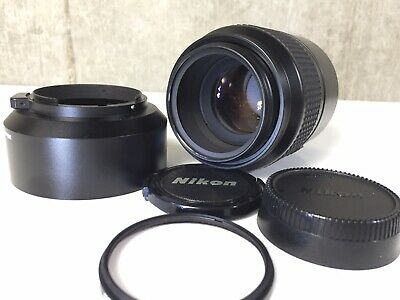 Nikon AI AF Micro Nikkor 105mm F2.8D In Good Condition From Japan