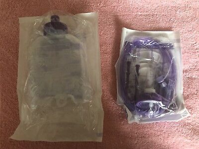 FLOCARE INFINITY GIVING SETS Y-PORTS X20 FLOCARE 500ml CONTAINERS X20.