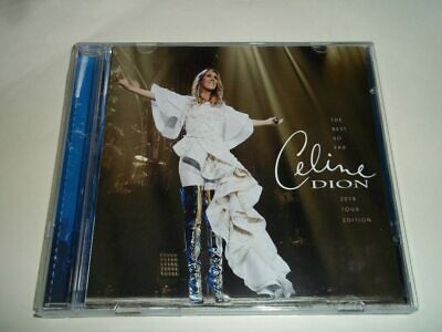 CELINE DION - The Best So Far 2018 (Brand New CD) NEW Released CD (Audio CD)