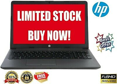 "15.6"" HP 255 HD business Laptop,DVD-RW,AMD 2 Cores ,8GB DDR4,1TB HDD,Win 10 Pro"