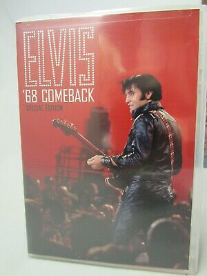 Elvis: '68 Comeback - Special Edition with bonus features photo gallery & video