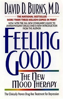 Feeling Good New Mood Therapy -Paperback By Burns David D