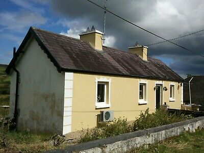 HOLIDAY COTTAGE FOR SALE or HOLIDAY LET IN SLIGO/MAYO  IRELAND IN OX MOUNTAINS