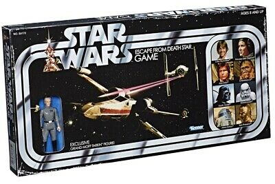 STAR WARS RETRO TARKIN VINTAGE COLLECTION ESCAPE FROM THE DEATH STAR SEALED