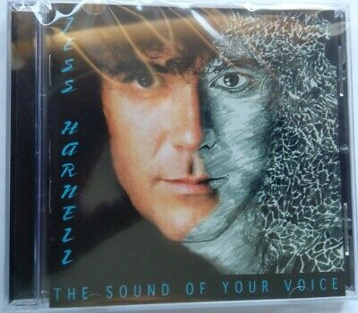 Jess Harnell - The Sound of your voice CD 1995    Loud and Clear Member