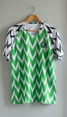 Nigeria Football Shirt Home Jersey World Cup 2018/19