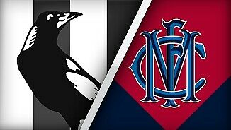 Collingwood Vs Melbourne Level 1 Wing Tickets Afl Magpies V Demons First 2 Rows