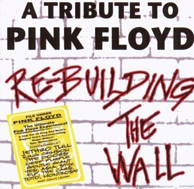 Pink Floyd - Re-Building The Wall - Pink Floyd CD VUVG The Cheap Fast Free Post