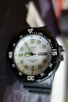 Casio Mens Sports Analogue Dive Watch - MRW 200H (nos)