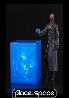 Marvel Red Skull 6In Figure And Cosmic Cube Set