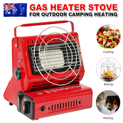 Portable Butane Gas Heater Camp Tent Hiking Outdoor Survival Heat Camping Picnic