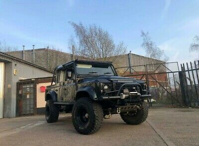 Landrover Defender 110 Double Cab Pickup
